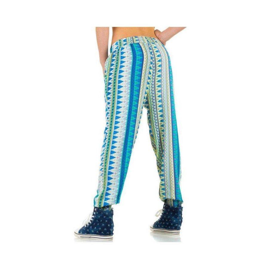 Damen Hosen der besten Mode - Blau