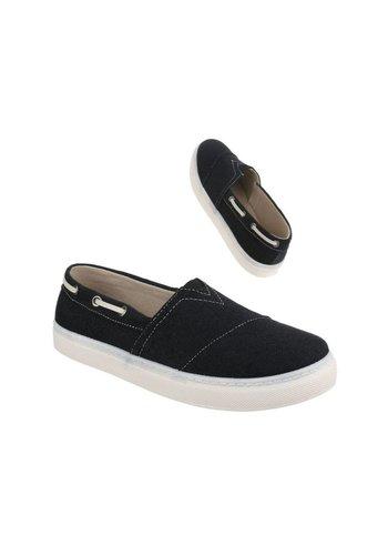 KADIMAN Chaussures décontractées pour hommes - noir