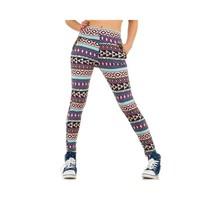 Damen Leggings von Best Fashion - multi