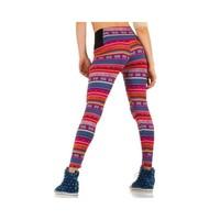 Damen Leggings von Best Fashion - pink