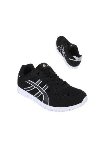 Neckermann Kinder sportschoenen - zwart grijs