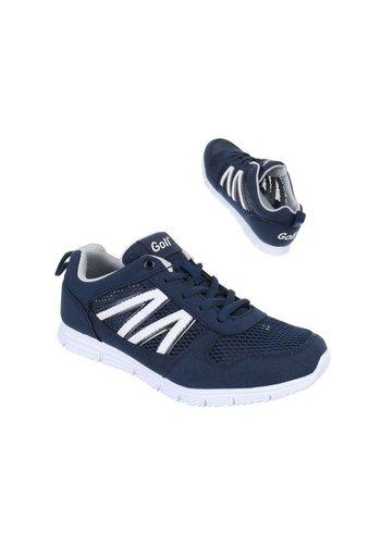 Neckermann Chaussures de sport pour enfants - bleu marine