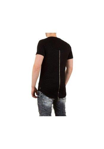 UNIPLAY Heren T-shirt van Uniplay - zwart