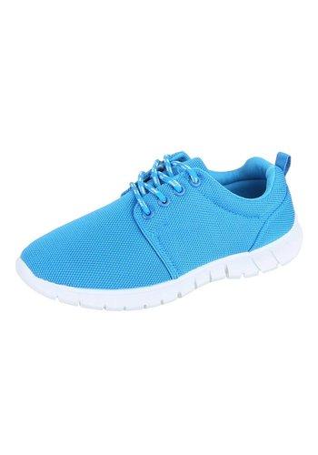 LADY Baskets pour femmes - bleu