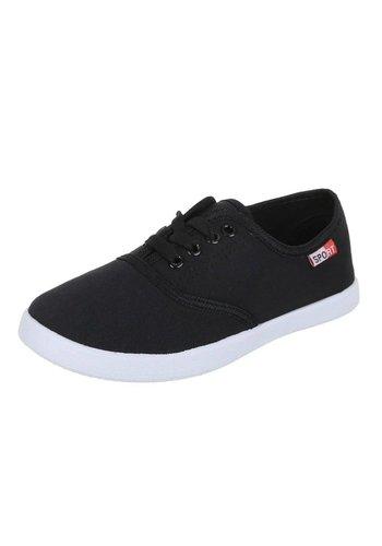 COMET Dames sneakers Zwart