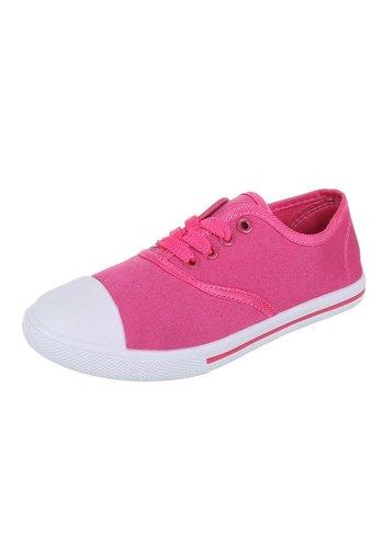 NO NAME Dames sneakers Fuchsia