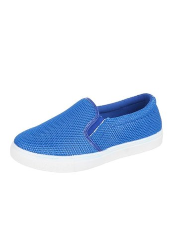 LADY Chaussures pour femmes -Bleu