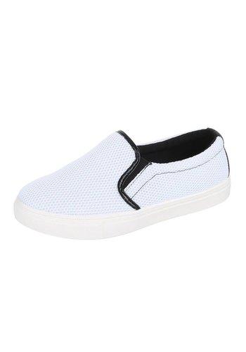 LADY Chaussures pour femmes -Blanc
