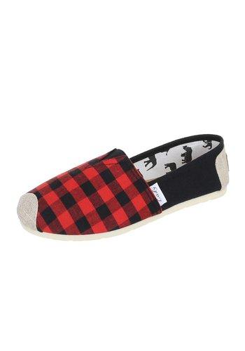LADY Chaussures pour femmes - rouge