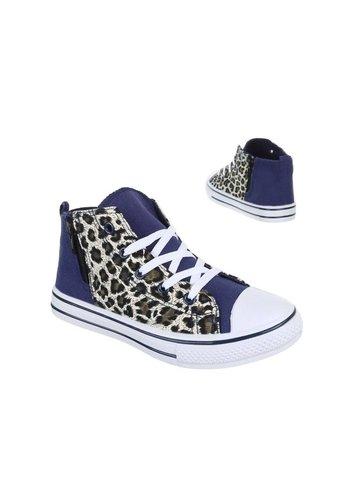 COMET Kinder sportschoenen - Blauw  B ware
