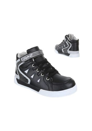 COMET Kinder sportschoenen - Zwart