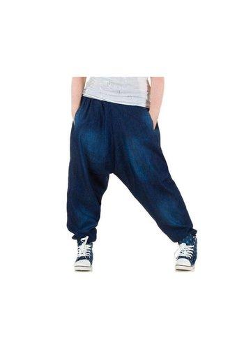 LE LYS Dames Jeans van Le Lys  - Blauw