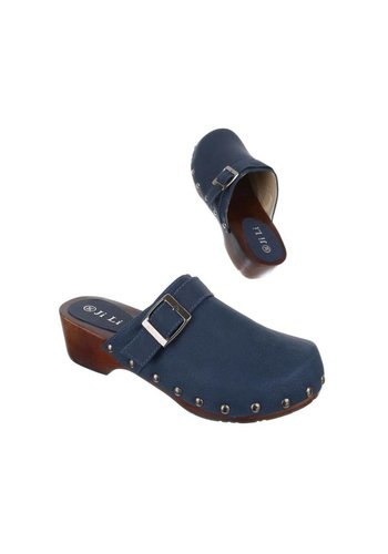 JILI Kinder Sandaletten - blue