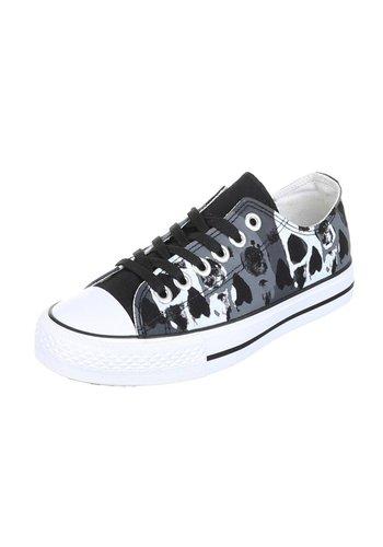LUCIA Dames Sneakers- Zwart