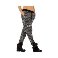 Damen Hose von Best Fashion Gr. one size - black²