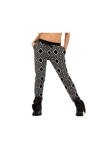 Best Fashion Damen Hose von Best Fashion Gr. one size - black²