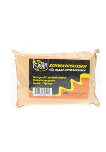Elina Auto spons  - zeep klaar - 11x7x3,5cm