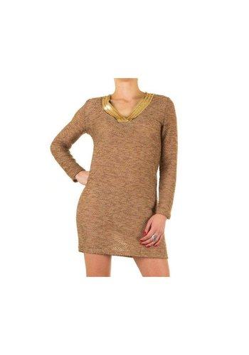 Neckermann Dames jurk - beige