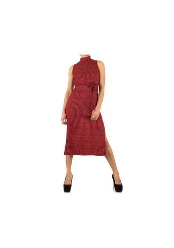 Neckermann Dames jurk - rood