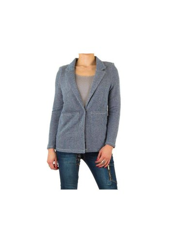 Neckermann Dames Blazer - Blauw