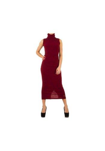 EMMA&ASHLEY Dames jurk van Emma&Ashley Gr. one size - rood