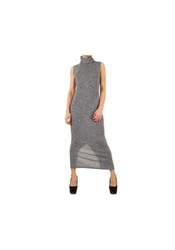 EMMA&ASHLEY Dames jurk van Emma&Ashley Gr. one size - grijs