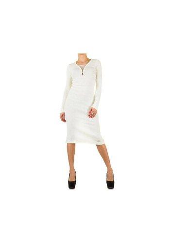 EMMA&ASHLEY Dames jurk van Emma&Ashley Gr. one size - beige