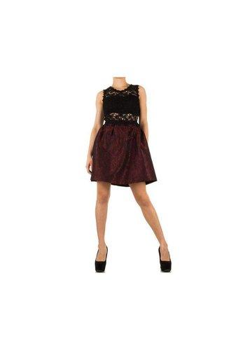 Allyson Damen Kleid von Allyson - bordeaux²