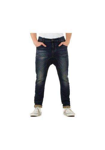 PLACE DU JOUR Herren Jeans von Place Du Jour - blue
