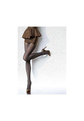 Fiore Dames Panty van Fiore - Zwart