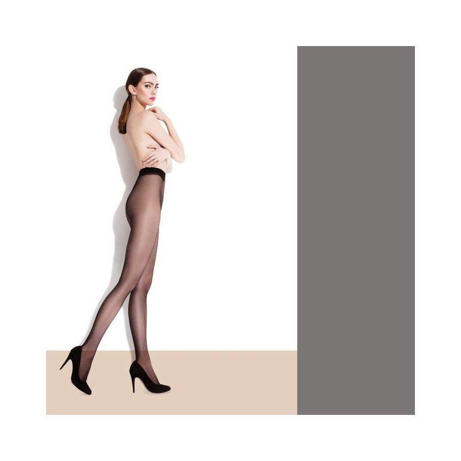 Damen Strumpfhose von Fiore - steel