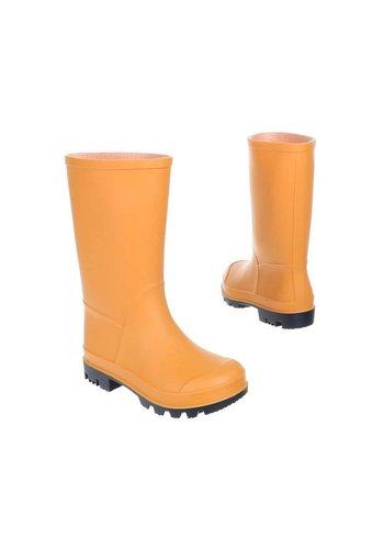 Neckermann Bottes de pluie pour enfants - jaune foncé
