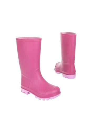 Neckermann Bottes de pluie pour enfants - rose