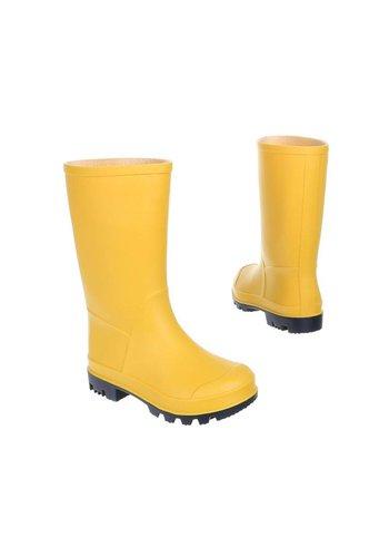 Neckermann Bottes de pluie pour enfants - jaune