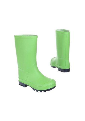 Neckermann Kinder Regenstiefel - grün
