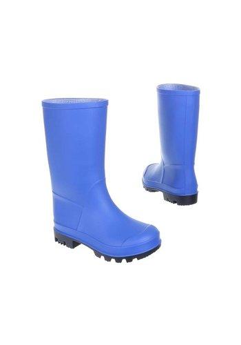 Neckermann Bottes de pluie pour enfants - bleu