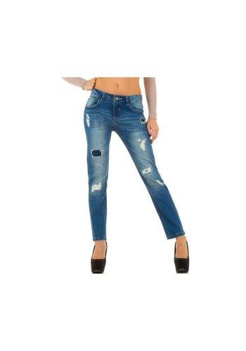 Laulia Jeans pour femmes de Laulia - bleu