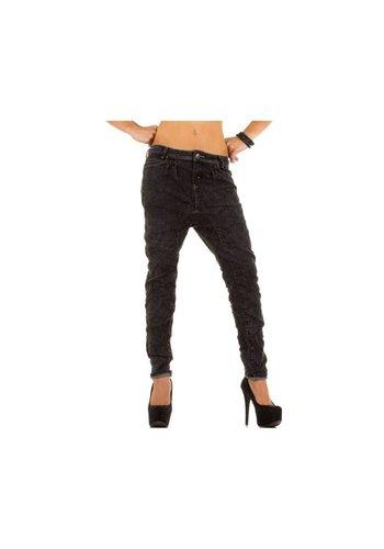 Simply Chic Ladies Jeans de Simply Chic - gris foncé