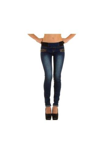 Laulia Laulia Ladies Jeans - bleu foncé