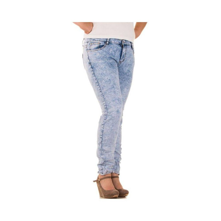Jeans femme by Bbs Jeans - bleu clair