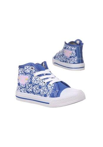 Neckermann Kinder Sneakers - Royal Blauw