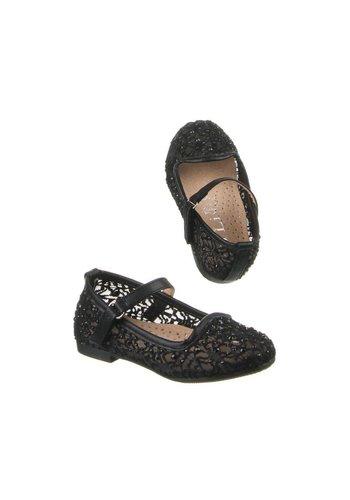 SHERRY Kinder Ballerinas - schwarz