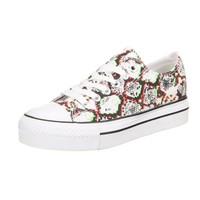 Dames Sneakers Rood
