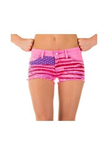 Neckermann Damen Shorts von Simply Chic - pink²