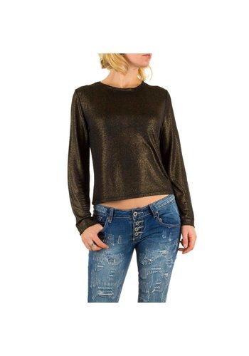 Neckermann Dames blouse - zwart