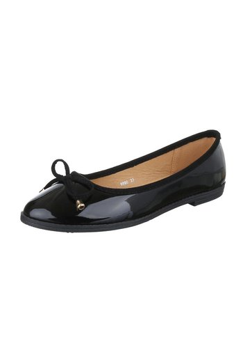 Neckermann Damen Ballerinas - black