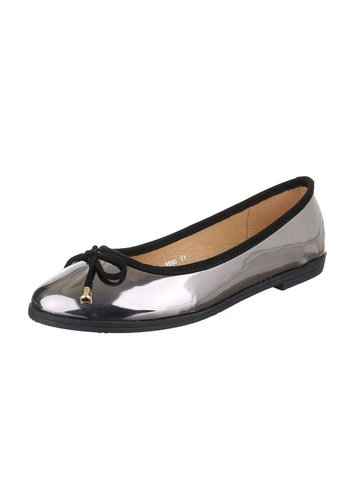 Neckermann Damen Ballerinas - pewter