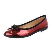 Damen Ballerinas - red