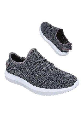 Neckermann Chaussures décontractées pour hommes - gris