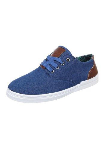 Neckermann Chaussures décontractées pour hommes - bleu
